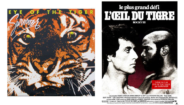 groupes-cover-belgique-rockyIII-survivor-the-eye-of-the-tiger-1982
